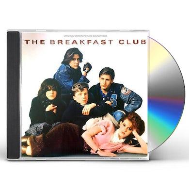 Breakfast Club (Original Soundtrack Colv) BREAKFAST CLUB / Original Soundtrack CD