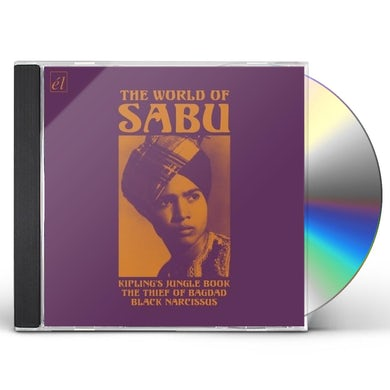 WORLD OF SABU / Original Soundtrack CD