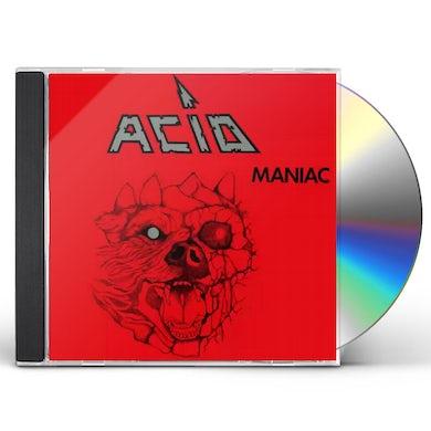 Acid MANIAC: EXPANDED EDITION CD
