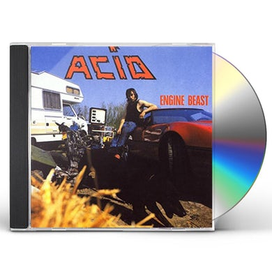 Acid ENGINE BEAST: EXPANDED EDITION CD