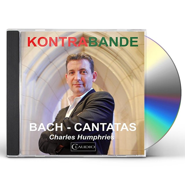 J.S. Bach BACH CANTATAS CD
