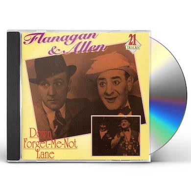 Flanagan & Allen DOWN FORGET-ME-NOT LANE CD