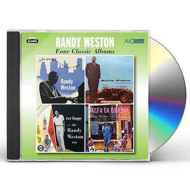 Randy Weston COLE PORTER IN A MODERN MOOD / TRIO & SOLO / GET CD