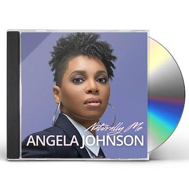 Angela Johnson NATURALLY ME CD