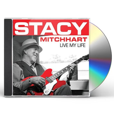 Stacy Mitchhart LIVE MY LIFE CD