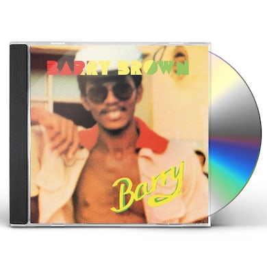 Barry Brown BARRY CD