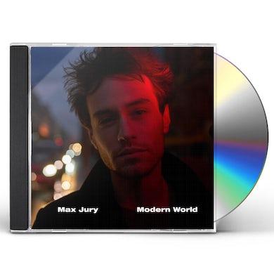 Max Jury MODERN WORLD CD
