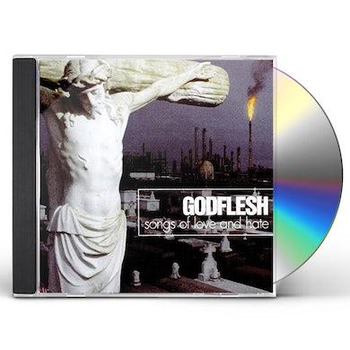 Godflesh SONGS OF LOVE & HATE CD