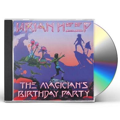 Uriah Heep MAGICIAN'S BIRTHDAY PARTY CD