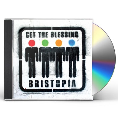 Get The Blessing BRISTOPIA CD