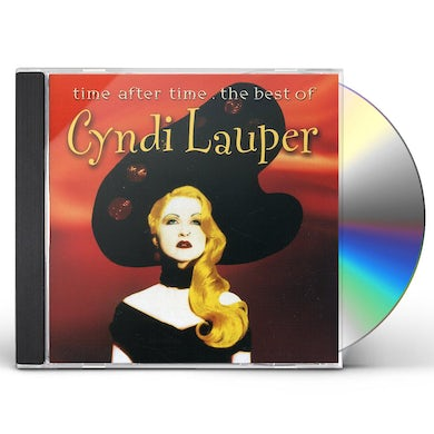 Cyndi Lauper TIME AFTER TIME: BEST OF THE BEST GOLD CD