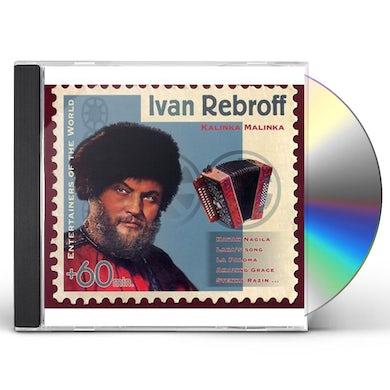 Ivan Rebroff KALINKA MALINKA CD