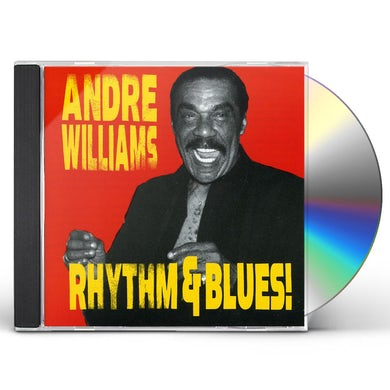 Andre Williams RHYTHM & BLUES CD