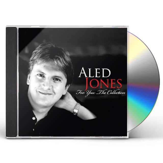 Aled Jones FOR YOU: COLLECTION CD