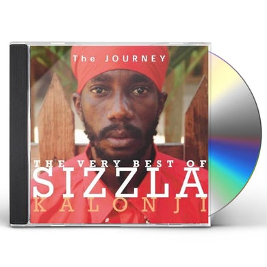 Sizzla JOURNEY: VERY BEST OF CD