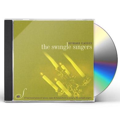 Swingle Singers KEYBOARD CLASSICS CD
