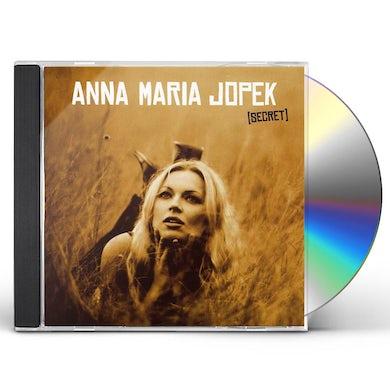 Anna Maria Jopek SECRET CD