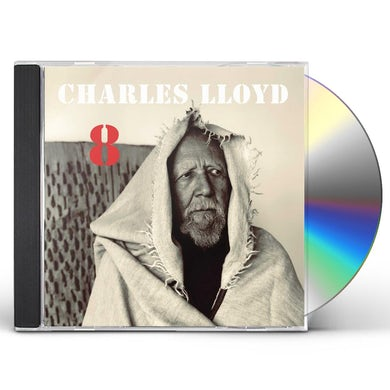 Charles Lloyd 8: KINDRED SPIRITS (LIVE FROM THE LOBERO) (CD/DVD) CD