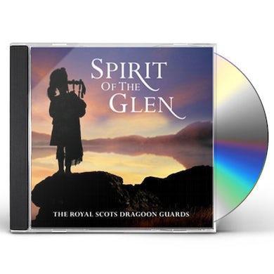 Royal Scots Dragoon Guards SPIRIT OF THE GLEN CD