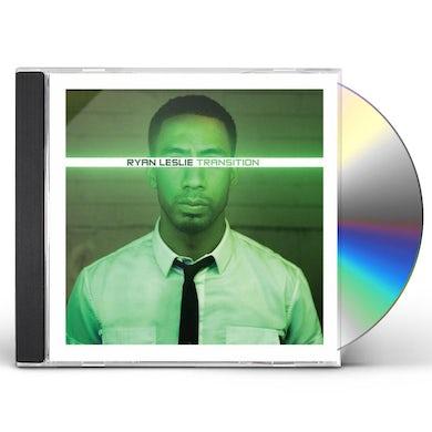Ryan Leslie TRANSITION CD