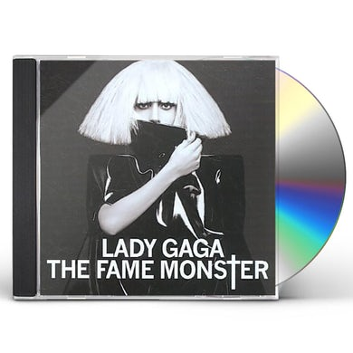 Lady Gaga The Fame Monster (Standard Version) CD