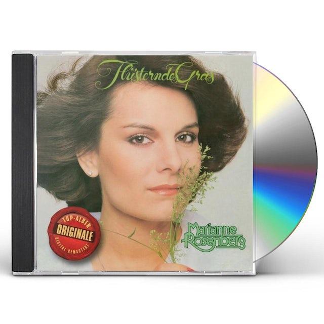 Marianne Rosenberg ORIGINALE: FLUSTERNDES GRAS CD