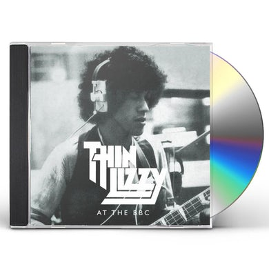 Thin Lizzy LIVE AT THE BBC CD