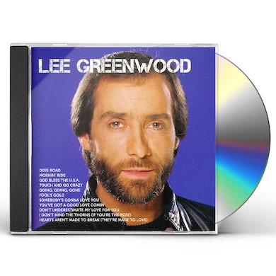 Lee Greenwood ICON CD