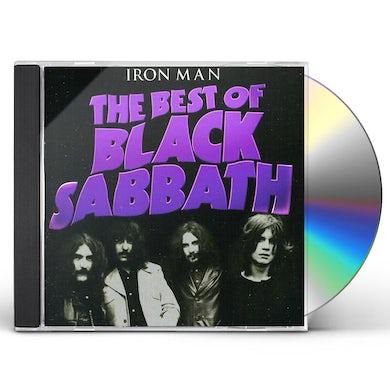 Black Sabbath BEST OF CD