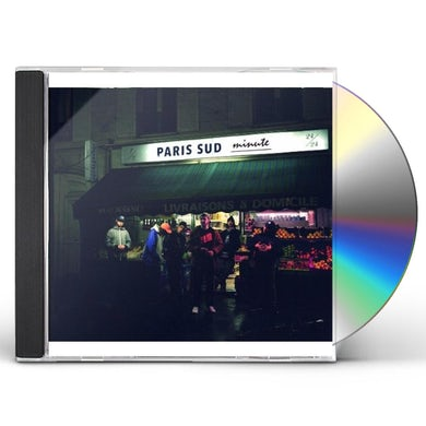 1995 PARIS SUD MINUTE CD