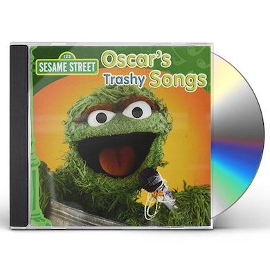 Sesame Street OSCAR'S TRASHY SONGS CD