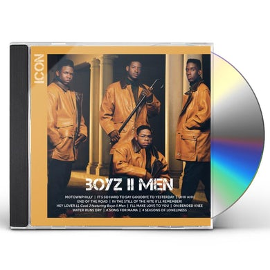 Boyz II Men ICON CD