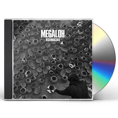 Megaloh REGENMACHER CD
