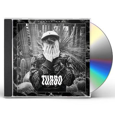 Karate Andi TURBO CD