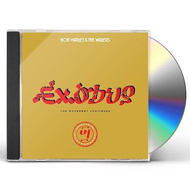 Bob Marley EXODUS - 40 CD