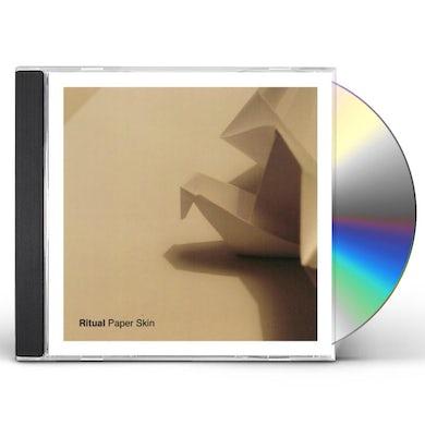 Ritual PAPER SKIN CD