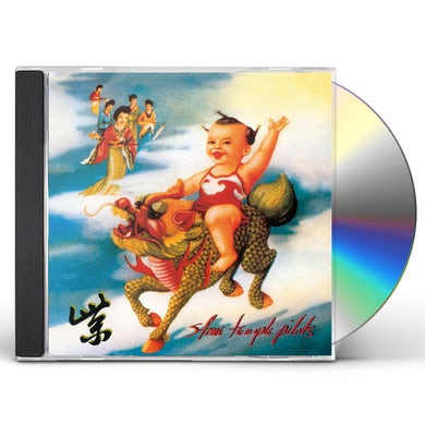 Stone Temple Pilots Purple (Expanded Deluxe Edition) CD