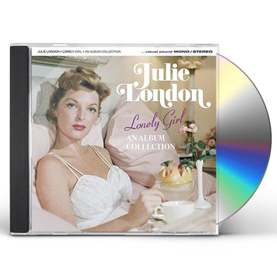 Julie London LONELY GIRL - AN ALBUM COLLECTION CD