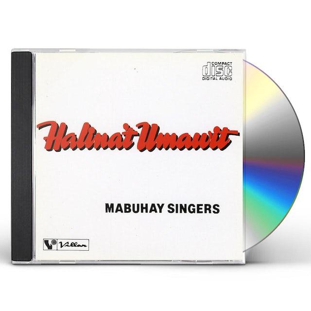 Mabuhay Singers HALINA'T UMAWIT CD