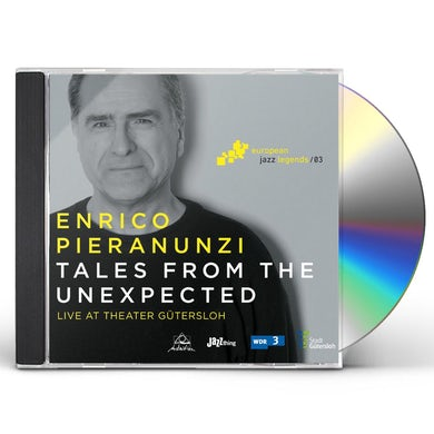 Enrico Pieranunzi TALES FROM THE UNEXPECTED CD
