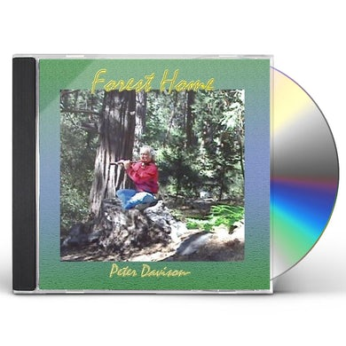 Peter Davison FOREST HOME CD