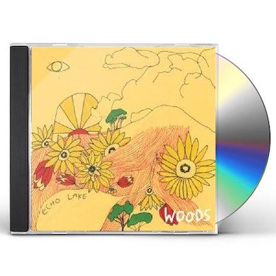 Woods ECHO LAKE CD