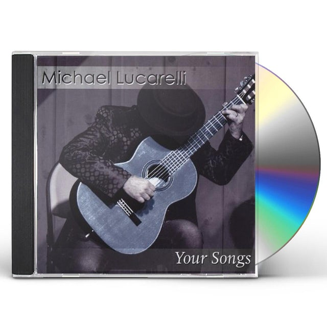 Michael Lucarelli YOUR SONGS CD