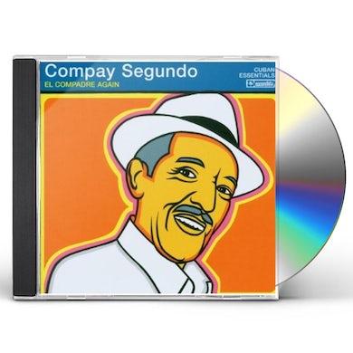 Compay Segundo COMPADRE AGAIN CD