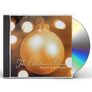 David Clayton-Thomas CHRISTMAS ALBUM CD