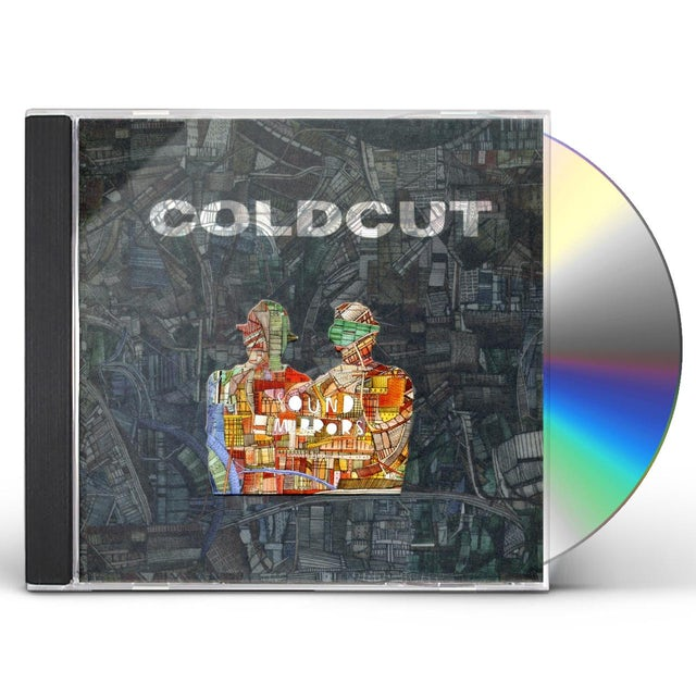 Coldcut SOUND MIRRORS CD