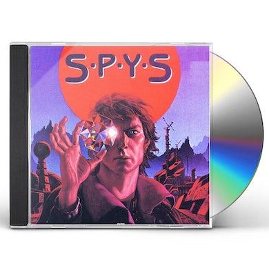 SPYS: BEHIND ENEMY LINES CD