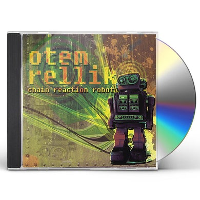 CHAIN REACTION ROBOT CD