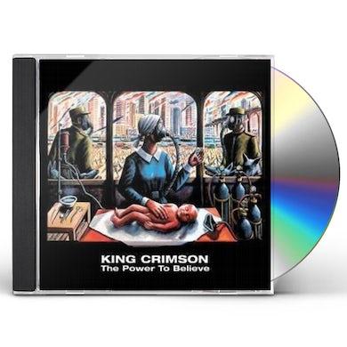 King Crimson POWER TO BELIEVE CD