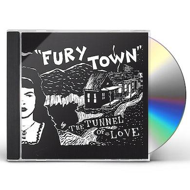 FURY TOWN CD
